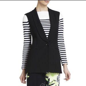 BCBGMaxAzria Zipper Back Vest